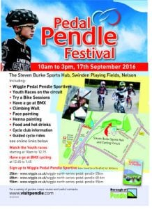 Pendle Cycle Festival 2016