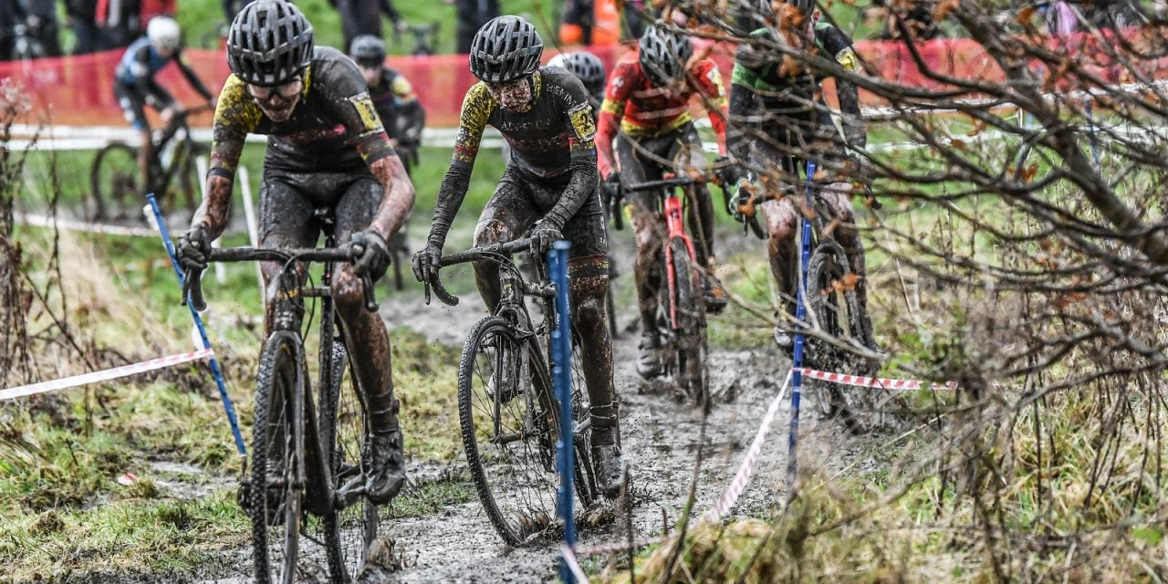 NoE Cyclocross Championships Burnley 8Dec19 Results
